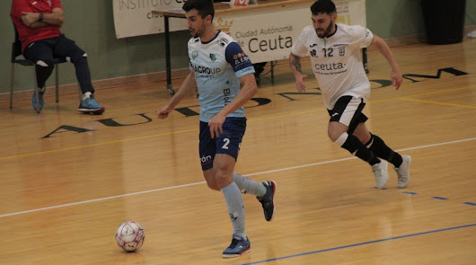 Inagroup El Ejido Futsal firma tablas con el África Ceutí