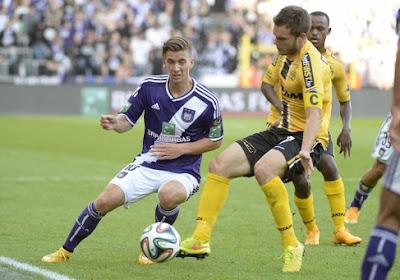 """Praet: """"Lokeren ne voulait pas jouer au foot"""""""