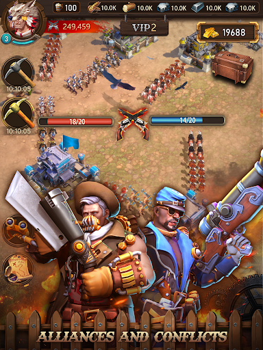 West of Glory filehippodl screenshot 9