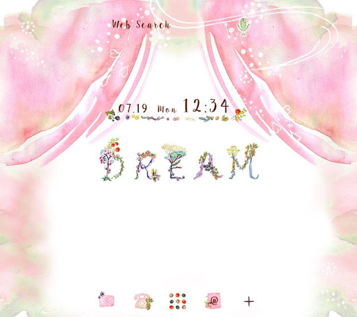 Cute wallpaper-Dreamy Curtain- 1.0.0 Windows u7528 1