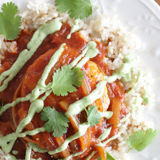 Mexican Chicken With Tomato Sauce Recipes.