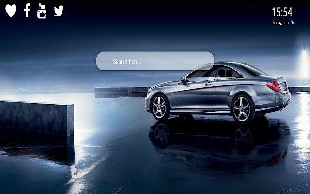 Mercedes Benz Wallpaper Google Chrome