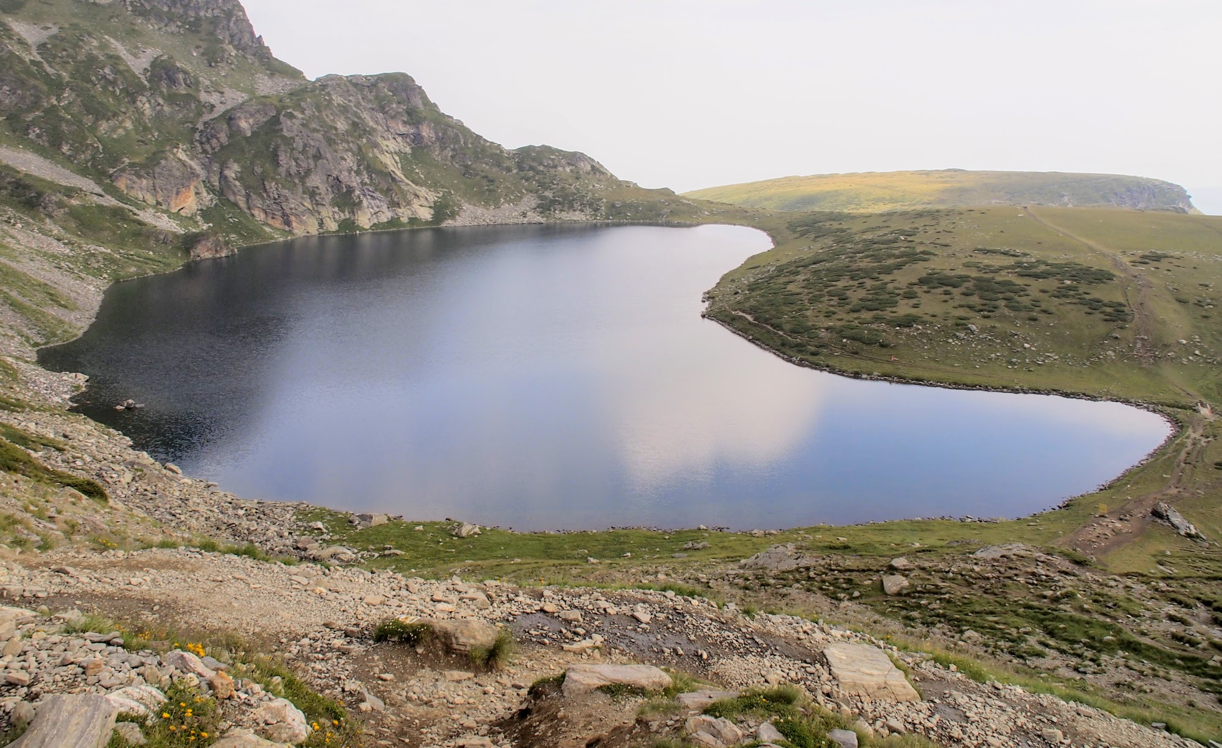 Kidney Lake, one of the 7 Rila Lakes