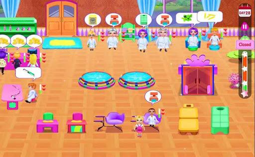 Tu00e9lu00e9charger Spa Beauty Hall APK MOD (Astuce) screenshots 1