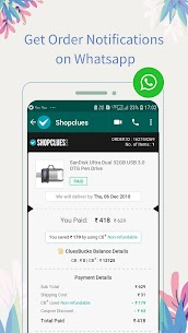 ShopClues: Online Shopping App Download For Android and iPhone 5