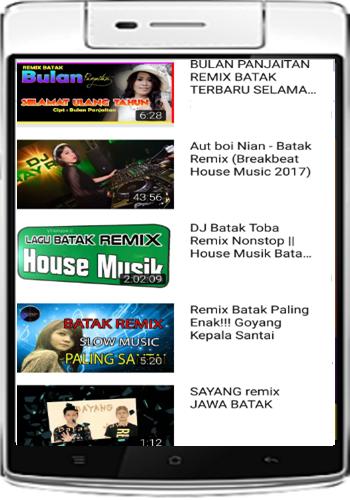 Lagu Batak Remix Terpopuler Voll 7 1.0.0 screenshots 3