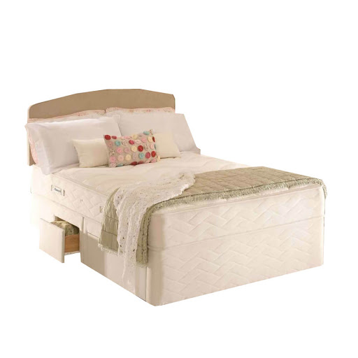 Sealy Memory Support Divan Bed