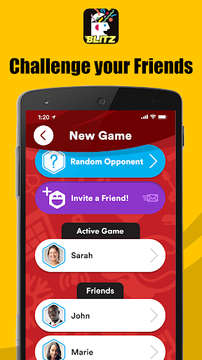 Scattergories Blitz - Ready, Set, List! androidiapk screenshots 1