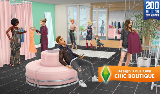 The Sims FreePlay 5.39.1 screenshots 1