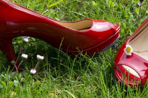 La scarpa è donna di alice_ale