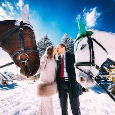 Wedding photographer Andrey Yurev (HSPJ). Photo of 13.03.2017