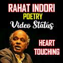 Rahat Indori Poetry Video Status: Hindi/Urdu icon