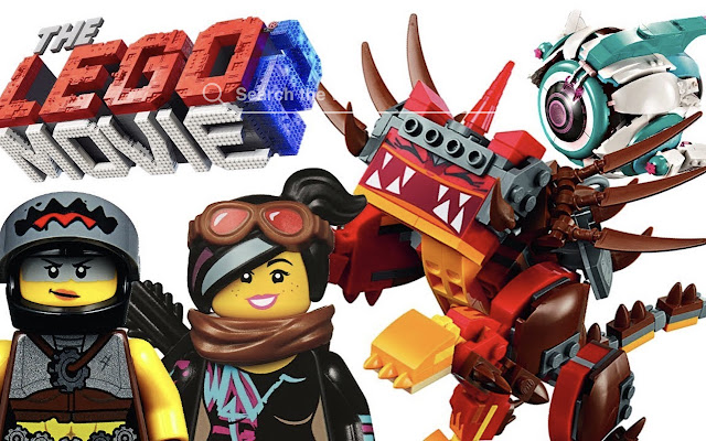 Lego Movie 2 Wallpapers New Tab Theme