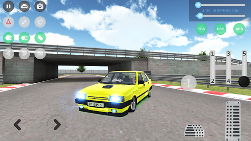 Car Parking and Driving Simulator android2mod screenshots 7