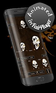 Grim Reaper PowerAmp Skin screenshot 6