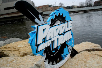 Photo: carved 3D hand painted sign wisconsin www.nicecarvings.com