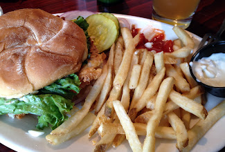 Photo: Mmm, lunchtime!