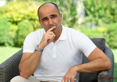 """Martinez avant le match contre l'Ecosse : """"Il faut regarder plus loin que le résultat"""""""