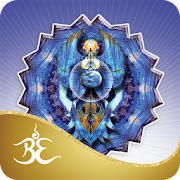 App Icon for Crystal Mandala Oracle App in Czech Republic Google Play Store