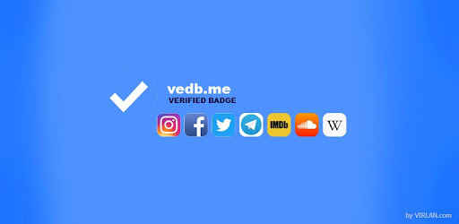 0b6f3849b Verified badge on Instagram, Twitter and Facebook - Apps on Google Play