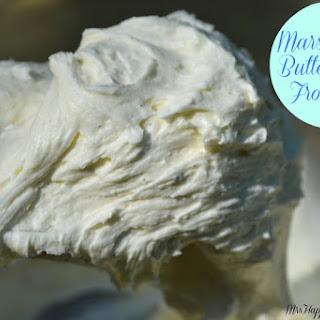 Marshmallow Buttercream Frosting