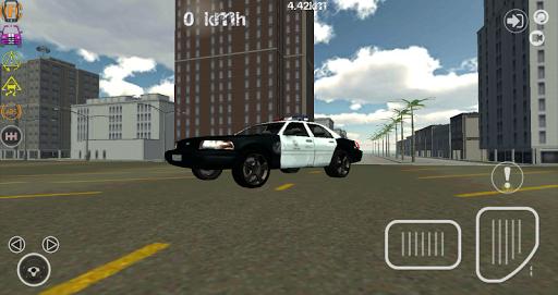 Police Trucker Simulator 2014