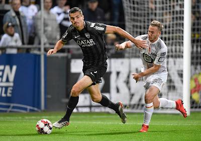 Appel entendu: Eupen pourra disposer de son défenseur central pour affronter Anderlecht