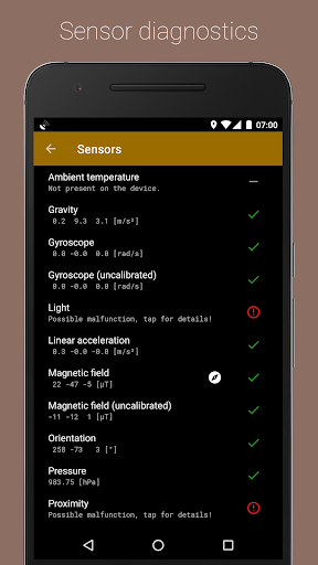 GPS Status & Toolbox screenshot 7