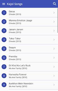 Top 99 Songs of Kajol - náhled