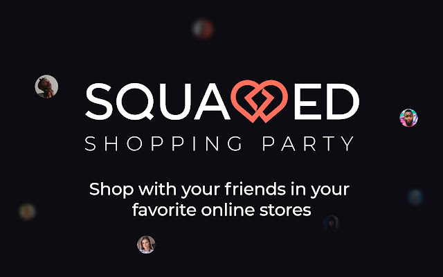 Squadded - Shopping Party