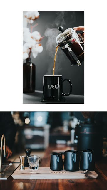 French Press Pour - Facebook Story Template