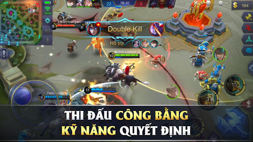 Mobile Legends: Bang Bang VNG  captures d'écran 6