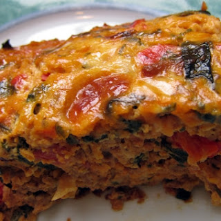 Mexican Breakfast Casserole.