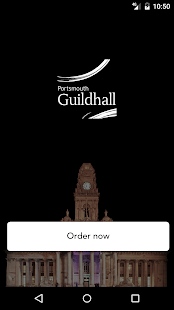 Portsmouth Guildhall Bars- screenshot thumbnail