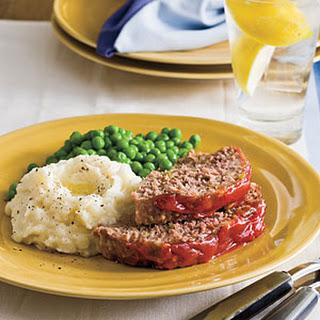 Bev's Famous Meatloaf.