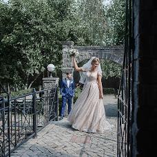 Wedding photographer Kseniya Ivanchenko (Nocturne). Photo of 21.08.2018