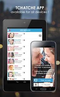 Tchatche : Chat & Dating- screenshot thumbnail