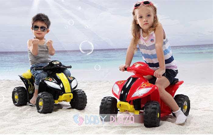 Xe moto điện trẻ em 4 bánh B05