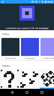 Game of Life Live Wallpaper- screenshot thumbnail