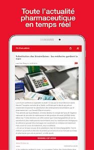 Le Moniteur des pharmacies.fr screenshot 5