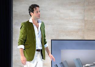 """Photo: WIEN/ Theater in der Josefstadt: """"VOR SONNENUNTERGANG"""" von Gerhard Hauptmann. Premiere 3.9.2015. Alexander Absenger. Copyright: Barbara Zeininger"""