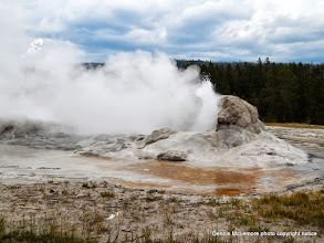 Photo: Grotto Geyser