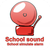 School sign simulate alarm
