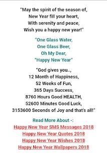 HappyNewYear2018 - náhled