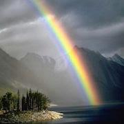 Примета радуга
