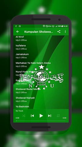 Sholawat Nahdlatul Ulama Offline screenshot 4