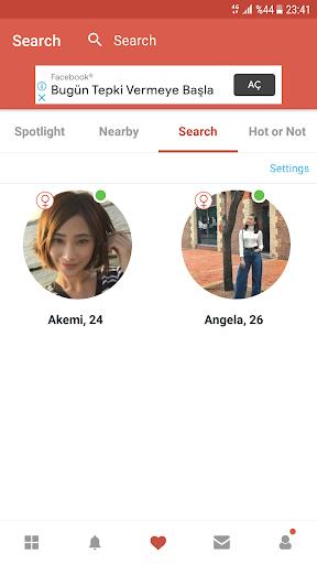 Aga at online dating