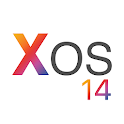 oS X 14 Launcher Free - No Ads icon