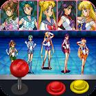 Code Pretty Solider Sailor Moon icon