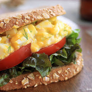Healthy Egg Salad No Mayo Recipes.